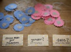 Pick a gender Baby Shower idea - Eonline