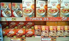 Trader Joe's Pumpkin O's Cereal Trader Joe's Pumpkin O's 340g $2.49 トレーダージョーズ パンプキン O's シリアル
