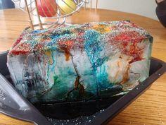 Salt Painting Ice Sculptures | Kids Crafts & Activities for Children | Kiwi Crate