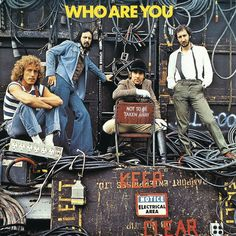 Saved on Spotify: Who Are You by The Who