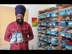 adidas Originals | Collectors Project | Robert Brooks
