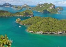 Nationaal Zeepark Angthong