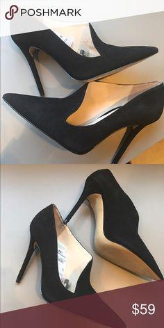 Asymmetrical Zara heels 38 us 7.5 Zara heels Zara Shoes Heels