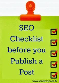 An easy guide to making sure your blog post is SEO-friendly! #blogging #bloggingtips