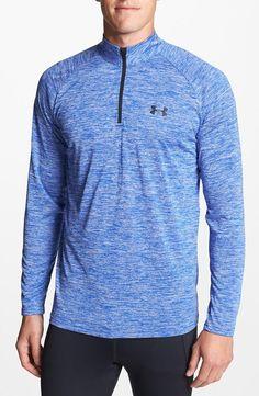 Looking good - Lightweight running pullover for men