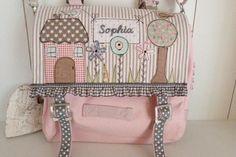 "Kindergartentasche ""Sophia"" von julis-fairy-tale auf DaWanda.com"