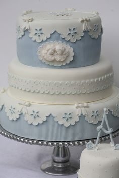 christening cakes also would be great as a babyshower cake