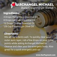 #archangel michael, #aura cleansing