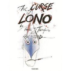 The Curse of Lono: Amazon.ca: Hunter S Thompson, Ralph Steadman: Books