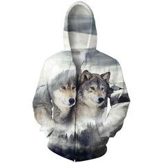 Gray Wolf Zip Up ... http://www.jakkoutthebxx.com/products/new-mens-3d-novelty-pullover-hoodies-print-wolf-marcelo-burlon-design-hooded-sweatshirt-fall-winter-tops-s-5xl?utm_campaign=social_autopilot&utm_source=pin&utm_medium=pin #newclothingline #shoppingtime  #trending #ontrend #onlineshopping #weloveshopping #shoppingonline
