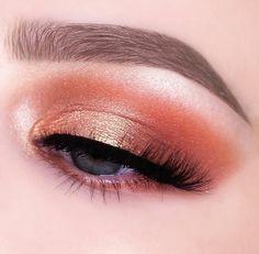 Firefly Makeup Tutorial by Julia Van Dooren. Makeup Geek Foiled Pigment in Firefly.