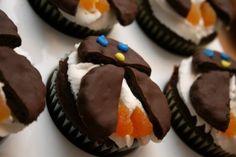 Mr. Popper's Penguins: Penguin Cupcakes