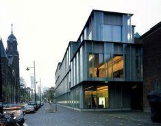 Robbrecht & Daem - Boijmans Van Beuningen (2003) Rotterdam, The Netherlands © Kristien Daem