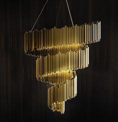 Brubeck Spiral Lamp