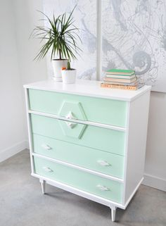 Fabulous Mint Makeovers - brepurposed