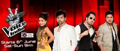 'The Voice - India' To Premiere on &TV on June 6 http://actfaqs.com/The-Voice-India-To-Premiere-on-andTV-on-June-6