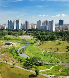 เปลี่ยนคลองคอนกรีตให้กลายเป็นแม่น้ำ คืนธรรมชาติสู่ชาวสิงคโปร์