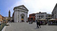 Venice, Indiana Jones style