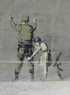 Will this wall ever fall? Betlehem, West Bank. #Betlehem #TheWall #separationwall #WestBank #occupation #Palestine #Israel #visitIsrael #travelblog #travelphotography #exploretheworld #wanderlust #banksy