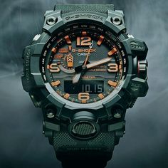 G-Shock Watches by Casio - Mens Watches - Digital Watches Timex Watches, Men's Watches, Sport Watches, Cool Watches, Unique Watches, Male Watches, Analog Watches, Black Watches, Casio G-shock