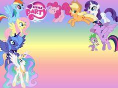 Homemade-Blank-My-Little-Pony-Themed-Invitation.-Just-add-text-I-made-each-line Homemade Blank My Little Pony Themed Invitation. Just add text! Invitaciones My Little Pony, Cumple My Little Pony, My Little Pony Baby, Rainbow Dash Birthday, Rainbow Dash Party, My Little Pony Birthday Party, Happy Birthday, My Little Pony Invitations, Unicorn Birthday Invitations
