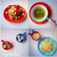 Комплекс 29. Меню: Завтрак: панкейки без яиц, глютена и лактозы Обед: гороховый суп на овощном бульоне Полдник: сыроедческие конфеты Ужин: овощное ризотто