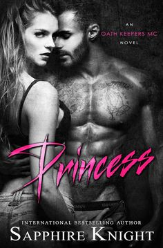 Princess: An Oath Keepers MC Novel by Sapphire Knight ✦ #CoverReveal ✦ #BadassBikerAlert ✦ Add it to your TBR! ✦ - iScream Books