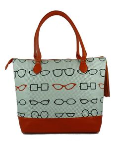 Eye Spy Day Bag by Pigeons on Etsy, £55.00