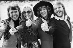 I grew up listening to ABBA, and i love them to this day <3