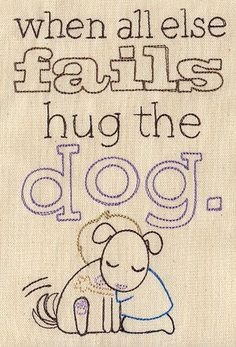 Hug the Dog | Urban