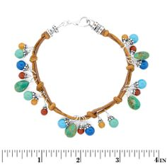 #DIY #PAP Pulseira de cabedal - Frolicsome Bracelet -Fusion Beads Inspiration Gallery