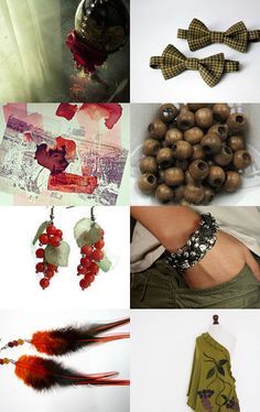 The essentials  by Agnieszka Pastusiak on Etsy--Pinned with TreasuryPin.com