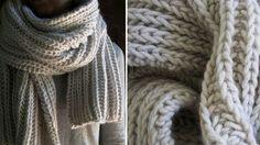 Débuter le tricot : avoir bien chaud pendant l'hiver