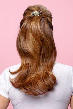 party hairdo