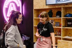 We took our showroom down to Birmingham Design Festival, as well as giving you the chance to screen print a bag! Design Festival, Birmingham, Showroom, Screen Printing, Leather Skirt, Events, Bag, Skirts, Fashion