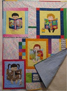 another possible library quilt!