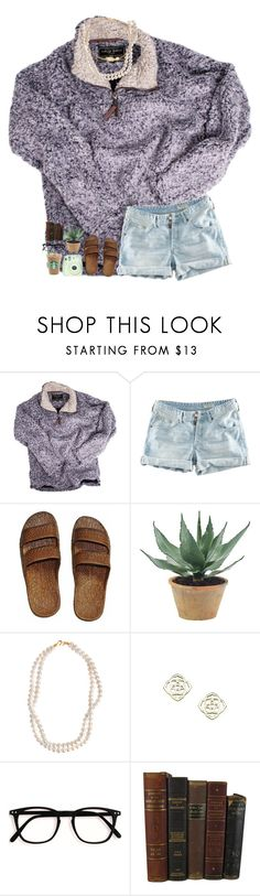 """Sisters Apartment is so cold!"" by sydneerees ❤ liked on Polyvore featuring True Grit, H&M, NDI, STELLA McCARTNEY, Kendra Scott and Astley Clarke"