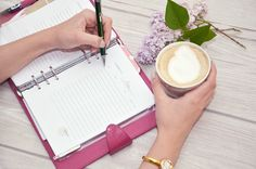 Kreatives: Filofax Budget Planer | Glasschuh.com