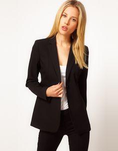 Need: basic black blazer