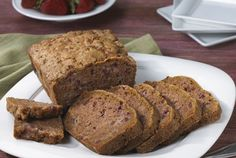 Cinnamon Strawberry Bread~  This is delicious~and you can make it with any type of berries....  Kidney-Friendly Recipes - DaVita