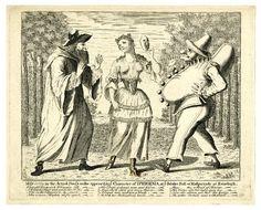 Miss [Chudleigh]...as...Iphigenia, c. 1749