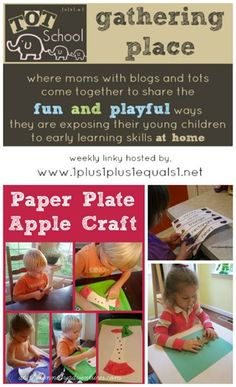 Tot School Gathering Place Week 89