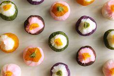 sweets like flower -minä perhonen × HIGASHIYA