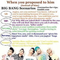 oh i wish one of this is true Vip Bigbang, Daesung, Big Bang Scenarios, Boyfriend Games, Big Bang Kpop, G Dragon Top, Les Bts, Kpop Guys, Bts And Exo