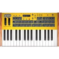 Dave Smith Instruments Mopho Keyboard Synth (Mophokeyboard)