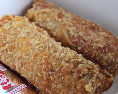 Pork Egg Rolls from