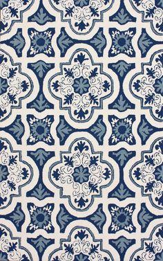 nuLOOM Homestead Light Blue Alida Rug | AllModern