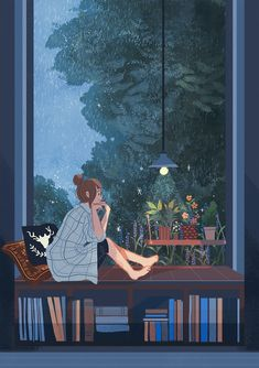 Find images and videos about girl, cute and art on We Heart It - the app to get lost in what you love. Walpapers Cute, Cute Art, Cartoon Kunst, Cartoon Art, Art And Illustration, Fantasy Kunst, Fantasy Art, Illustrator, Anime Scenery