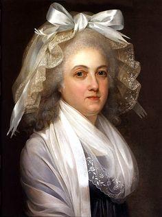 Retrato de la reina María Antonieta en el Templo de la Torre (donde fue encarcelada junto a su familia) por Alexander Kucharsky (1792-1793)