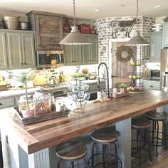 Kitchen Cabinets - CLICK PIC for Lots of Kitchen Ideas. #cabinets #kitchens
